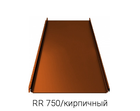 Фальцевая кровля RUUKKI CLASSIC C EU 30/RAFMATT