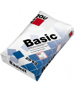 Клей для плитки BASIC