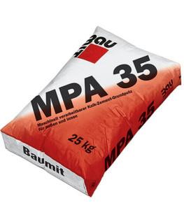 Штукатурная смесь MPA 35
