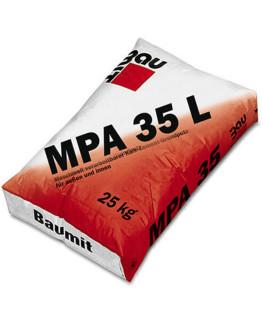 Штукатурная смесь MPA 35 L