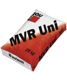 Штукатурная смесь MVR UNI