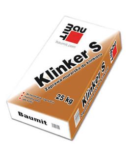 Кладочный раствор KLINKER S
