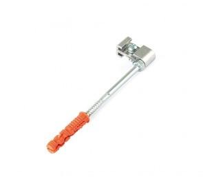 Крюк хомута трубы 220 мм