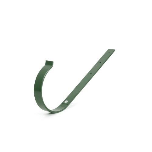 Держатель желоба прямой металический 125 мм