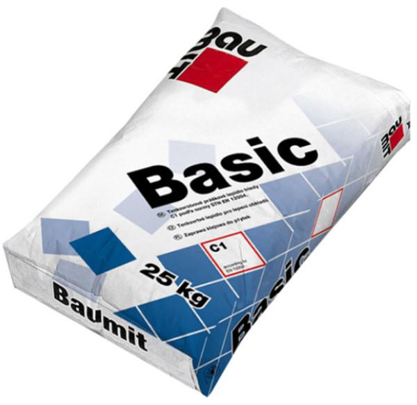 Клей для плитки BAUMIT BASIC