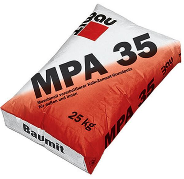 Штукатурна суміш MPA 35