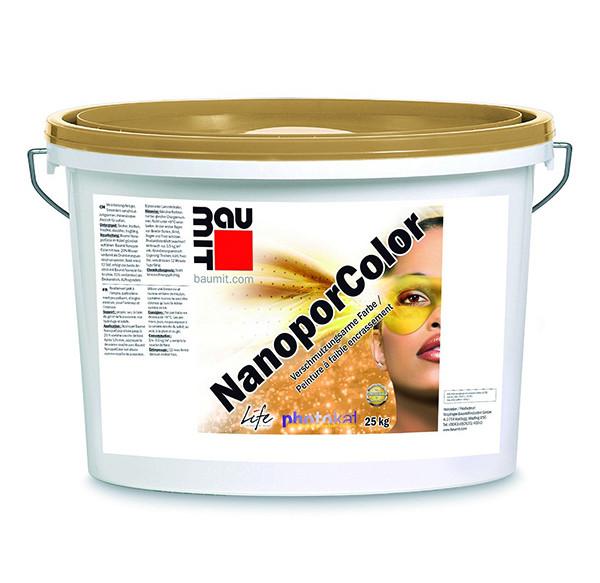 Нано фарба NANOPOR COLOR