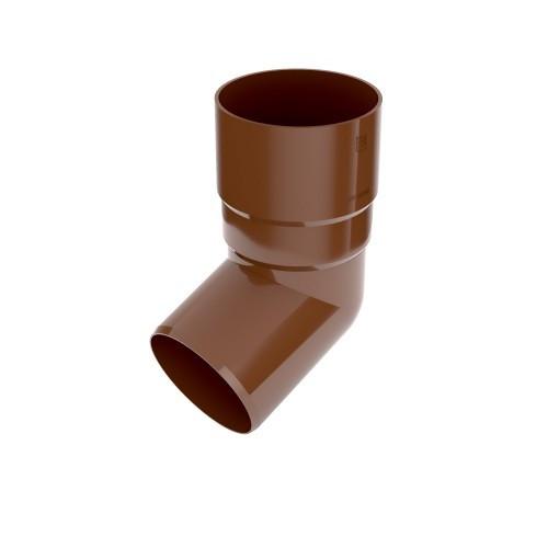Колено трубы 67,5 градусов 90 мм