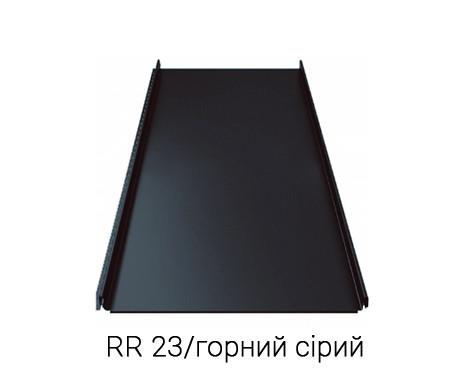 Фальцева покрівля RUUKKI CLASSIC C UA 50/PUMA