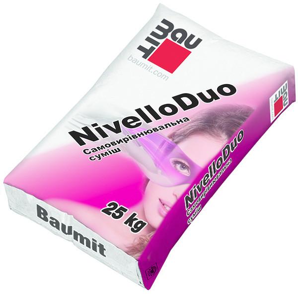 Суміш для підлоги BAUMIT NIVELLO DUO