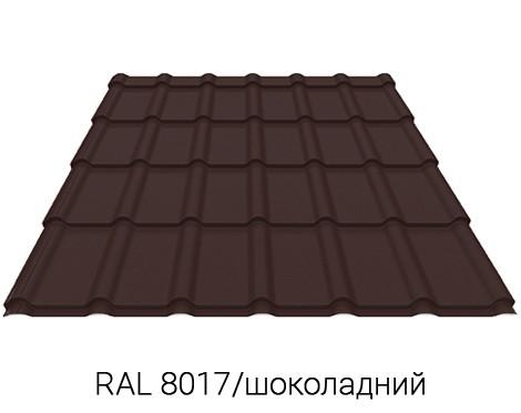 RANNILA DG 4350 ULTRA mat Металочерепиця