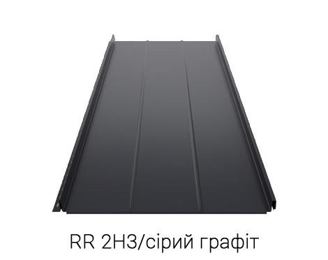 Фальцева покрівля RUUKKI CLASSIC D EU 50/PUMA