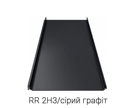 Фальцева покрівля RUUKKI CLASSIC C EU 40/Crown BT