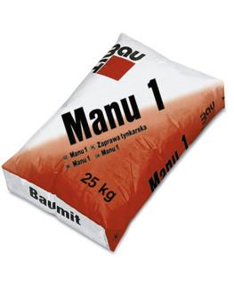 Штукатурная смесь MANU 1