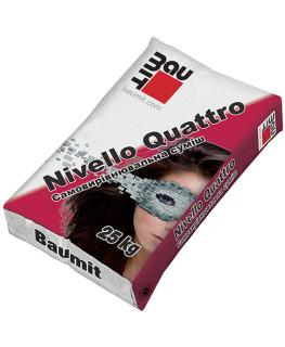 Суміш для підлоги BAUMIT NIVELLO QUATTRO