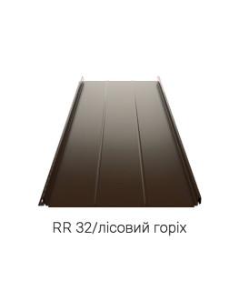 Фальцева покрівля RUUKKI CLASSIC D EU 30/RAFMATT