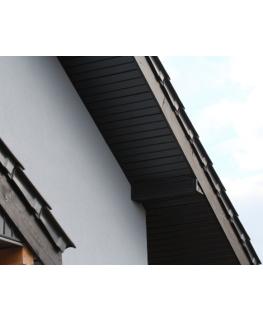 Сайдинг для підшивки даху/Софіт GALECO ПВХ