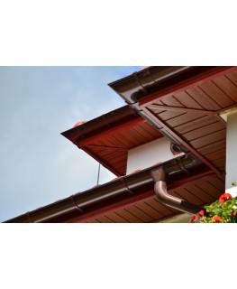 Сайдинг для підшивки даху/Софіт Ruukki Металевий