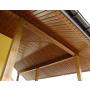Сайдинг для підшивки даху/Софіт BRYZA ПВХ