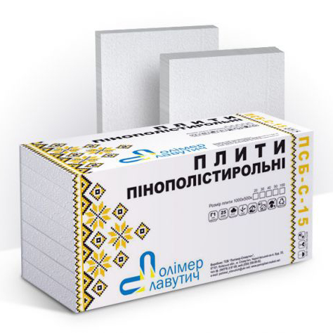 пенопалст полимер-славутич псб-с 25