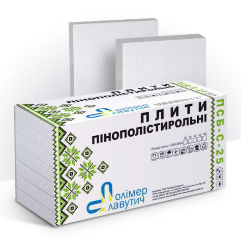 пенопалст полимер-славутич псб-с 15