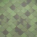 битумная черепица TEGOLA Версаль зеленый смеральдо