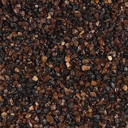 Композитная черепица Gerard shake цвет chestnut