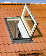 Окно-люк термоизоляционное FWR / FWL