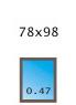 78x98
