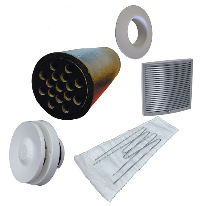 VELСO VT-100/AV123/RE-105 приточный вентиль