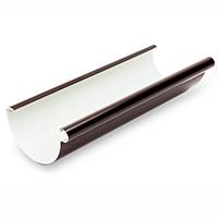 Водостічна система Galeco PVC 130 мм RAL 8017 Шоколадно-коричневий