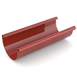 Водосточная система Ruukki Stal 125 RR 29 красный