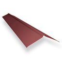 Планка гребеня пряма Довжина - 2000 мм
