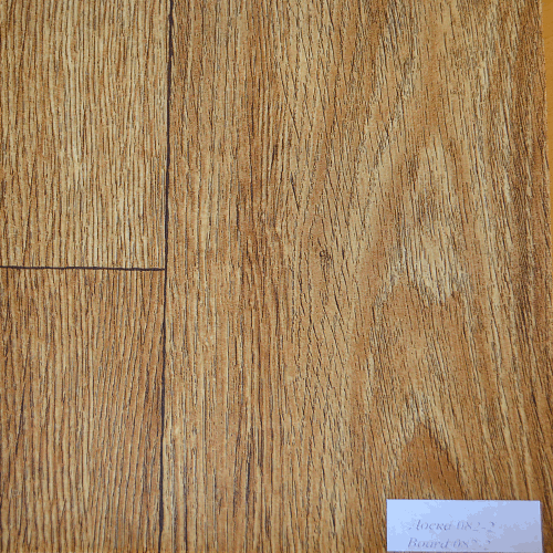 Лінолеум Комфорт дошка коричнева 082-2