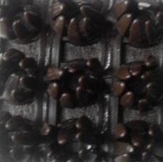 Щетинистое покрытие 37-Темно-коричневый