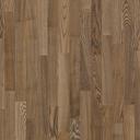 Паркетная доска Polarwood Ясень MOON 3S кантри легкий браш коричневое масло