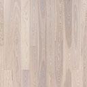 Паркетна дошка Upofloor Ясен GRAND MARBLE MATT, 1х, 2V фаска, Кантрі, білий матовий лак