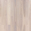 Паркетная доска Upofloor Ясень GRAND MARBLE MATT, 1х, 2V фаска, Кантри, белый матовый лак