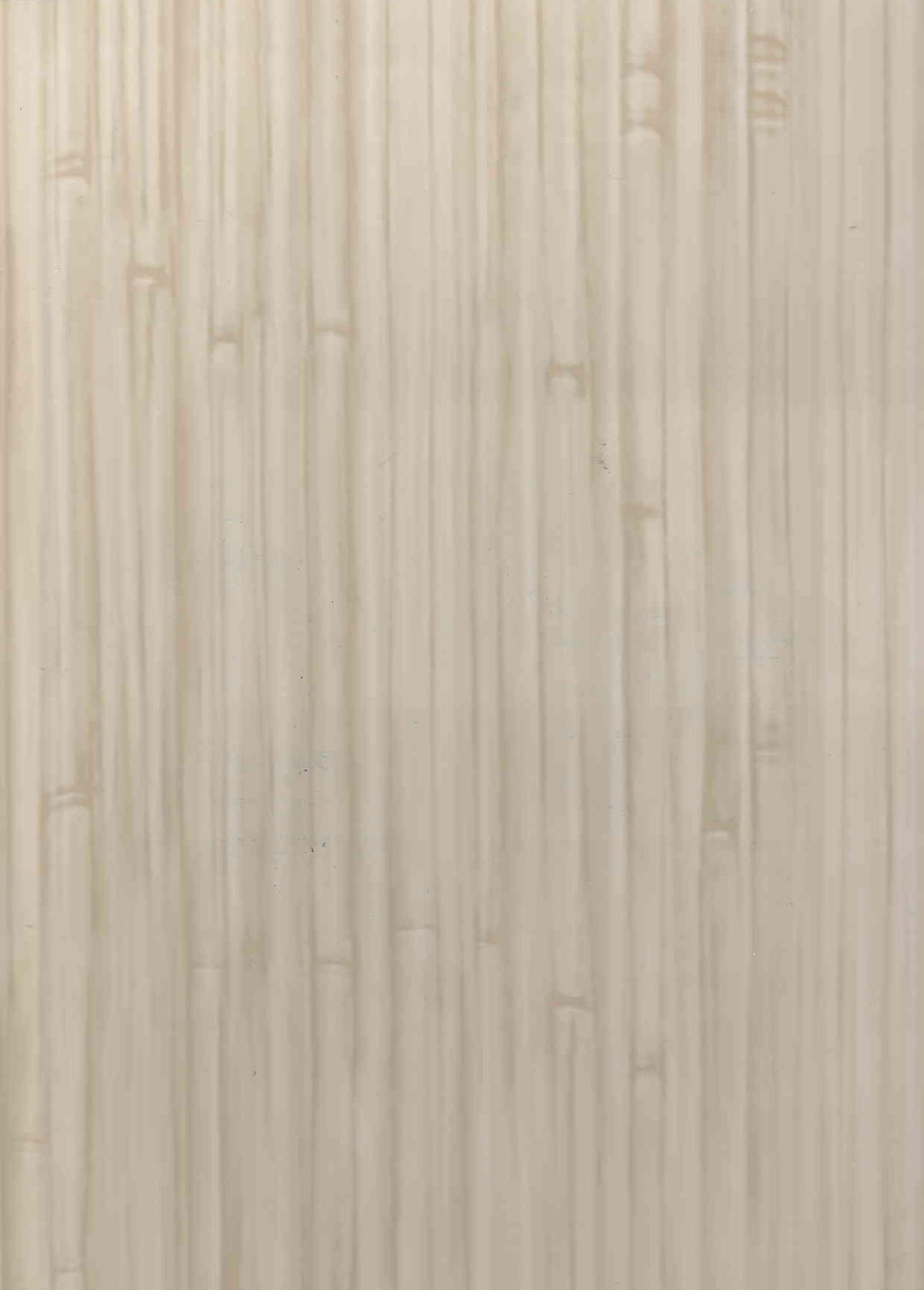 Пластиковая вагонка ПВХ, ширина 25 см, бамбук глянец