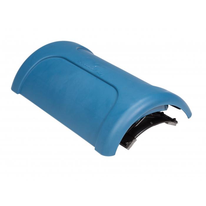 Коньковый вентиль PELTI - KTV/HARJA синий
