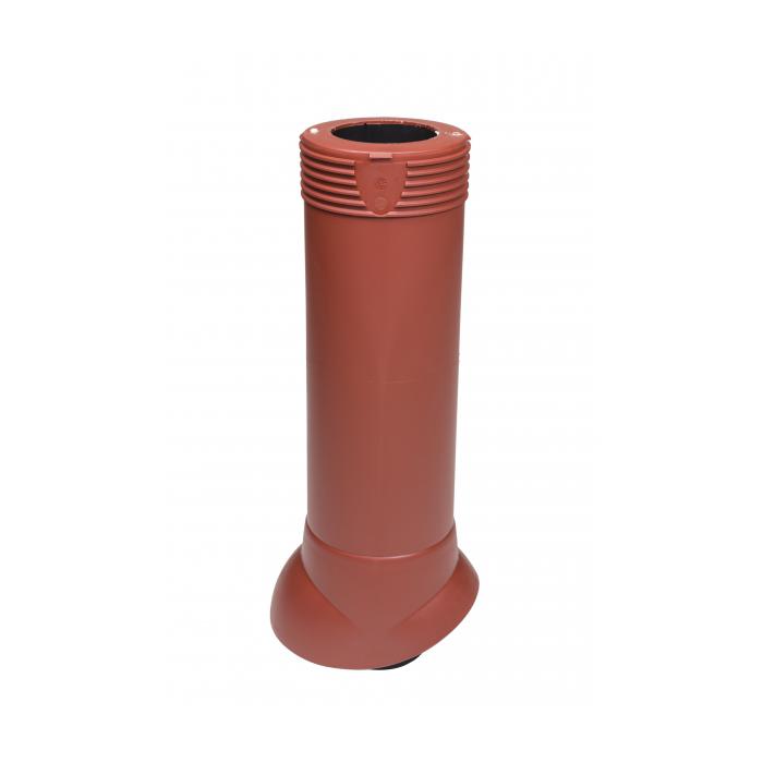 Вентиляционная труба красный
