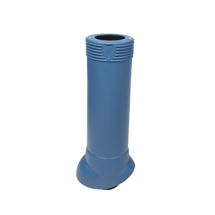 Вентиляционная труба синий