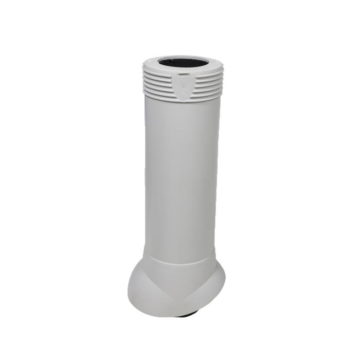 Вентиляционная труба светло-серый