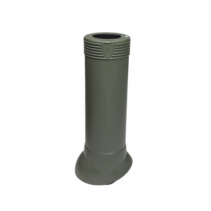 Вентиляционная труба зеленый
