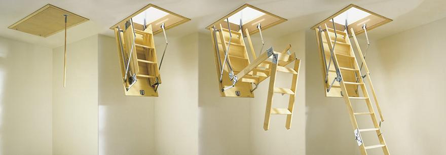 чердачная лестница fakro купить