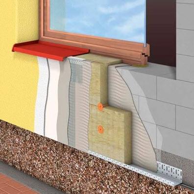 ошибки утепления фасада