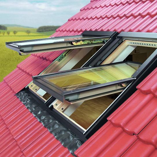 зачем нужны мансардные окна