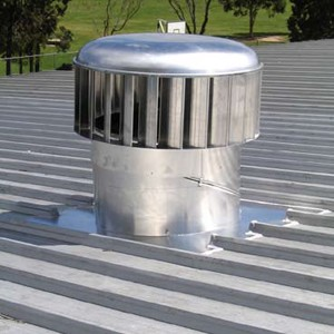 вентиляция в частном доме - гибридная