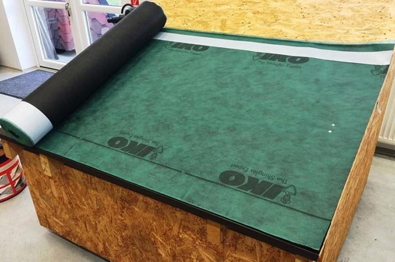 Подкладочный ковер IKO