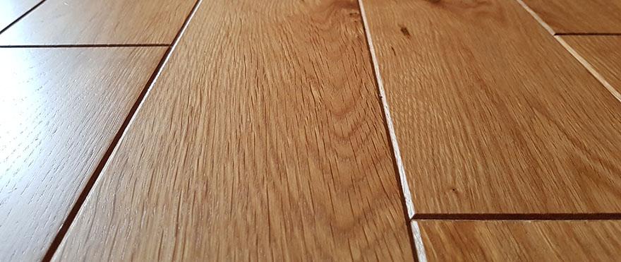 пол из дерева